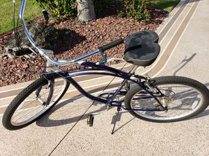 Bicycle, mens Schwin 7-speed Jaquar Cruiser for Sale in The Villages, FL