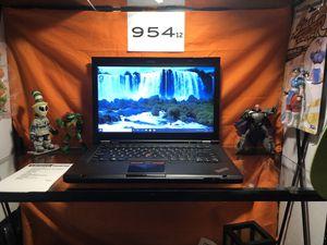 Lenovo ThinKpad 120ssd 4gb ram Windows 10 for Sale in Oakland Park, FL