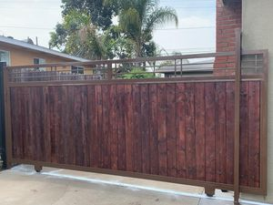 I made customs gates,fences for Sale in Bell Gardens, CA