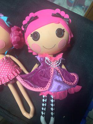Lalaloopsie dolls for Sale in Lake Elsinore, CA