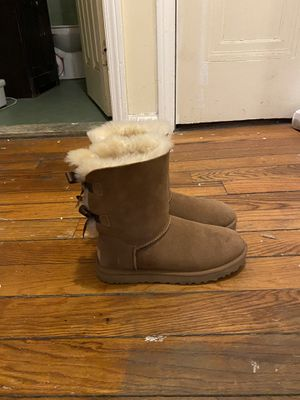 Bailey Bow Ugg Boot for Sale in Detroit, MI