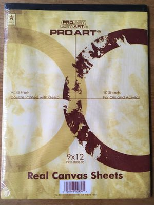 Canvas pads for Sale in Chicago, IL