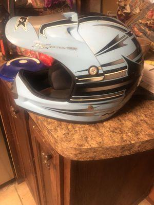Kids motor cross helmet for Sale in Dry Prong, LA