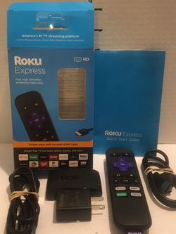 Roku Express HD Streaming Device for Sale in Fort Myers,  FL