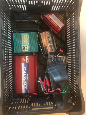 7 power inverters for Sale in Sylvania, OH