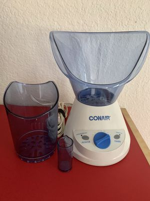 CONAIR FACIAL STEAMER - SAUNA for Sale in Everett, WA