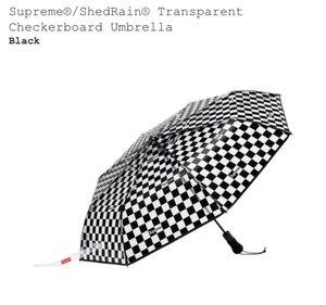 Supreme Checkered Umbrella for Sale in Villa Park, CA