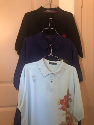 Polo Ralph Lauren unique designs sz. 3XL for Sale in Richardson, TX