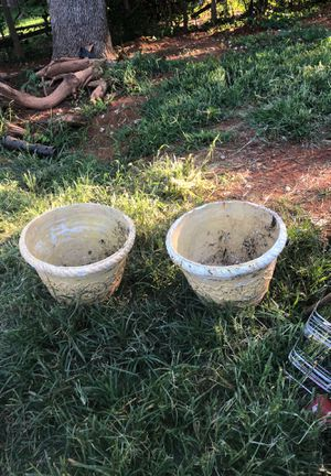 Flower pots for Sale in Murfreesboro, TN