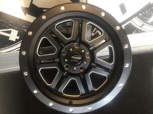 Pro Comp 62 Series APEX Wheels, 5x5, 17x9 (5 Wheels) NEW for Sale in Pomona, CA