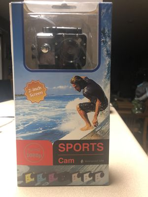 1080p sports cam for Sale in Swansea, IL