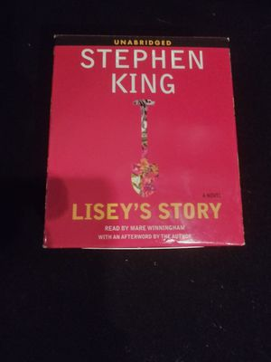 Stephen King Lisey's Story Audio for Sale in Oklahoma City, OK