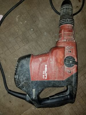 Hilti TE60 Rotary hammer for Sale in Portland, OR