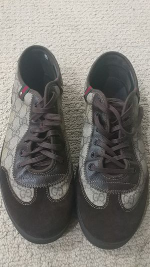 Authenic Gucci- men's size 10.5 for Sale in Hayward, CA