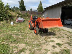 2018 B2301 Subcompact tractor for Sale in Auburn, WA