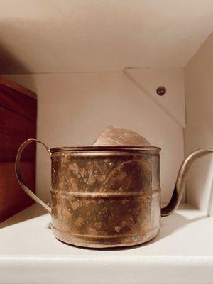 Mini Brass Watering Can for Sale in Glen Ellyn, IL