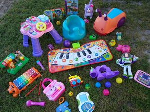 Baby Toys! Everything for $30! for Sale in STENNIS CTR, MS
