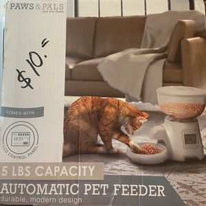 Automatic Pet Feeder for Sale in Springfield, VA