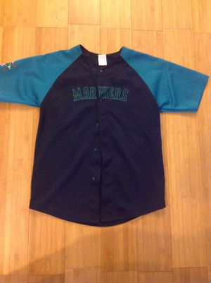 Seattle Mariners Youth XL Baseball Jersey for Sale in Buckley, WA