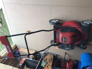 Homelite corded lawn mower for Sale in Bartow, FL