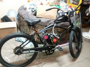 4stroke custom built 79cc aluminum motorbike for Sale in Tinton Falls, NJ