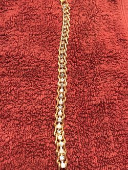 Nice Gold Plated bracelet , Necklaces - $10 For all! for Sale in Renton,  WA