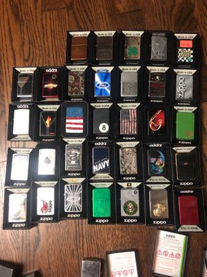 Zippo for Sale in Cleveland, OH