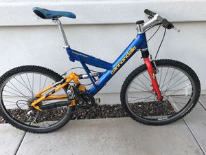 Super Rare Cannondale SuperV2000-READ AD FIRST for Sale in Phoenix, AZ