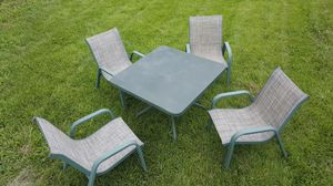 Kids patio table and chairs for Sale in Gambrills, MD