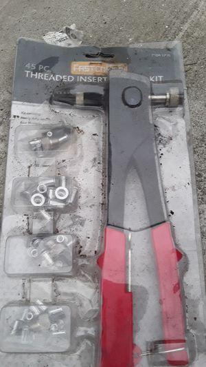 Threaded insert riveter kit for Sale in Lake Worth, FL