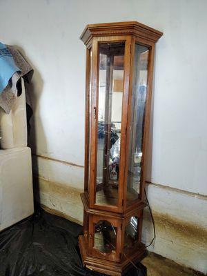 Curio Cabinet for Sale in Oakland, CA