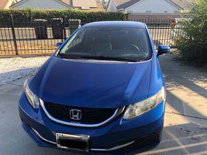 2014 HONDA CIVIC EX for Sale in Livingston, CA