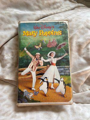 Mary Poppins Walt Disney for Sale in Fullerton, CA