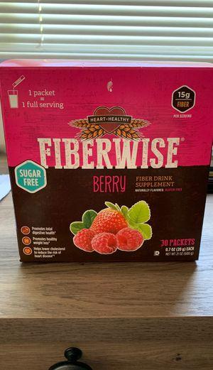 Fiberwise, Fiber Health Supplement, Melaleuca Berry Flavor for Sale in Virginia Beach, VA