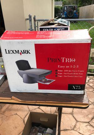 Lexmark PrinTrio / print scan copy for Sale in Cutler Bay, FL