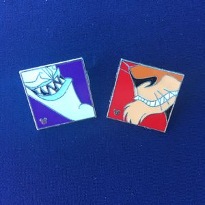 Smiling Disney Villains (Disney Pin Trading) for Sale in Los Angeles, CA