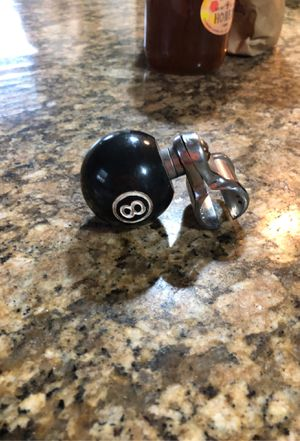 8 ball for stealing wheel for Sale in Yorkville, IL