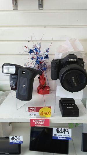 Canon eos 7d Digital Camera for Sale in Miami, FL