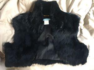 Marciano Rabbit Fur Vest for Sale in San Francisco, CA