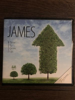 Dr. Tony Evans James: Time to Grow Up 8 CD Sermons for Sale in Las Vegas, NV