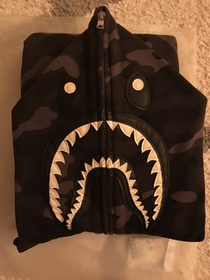 Bape x neighborhood hoodie Large pretty much new $1200 obo or trade Travis j1s %1000 authentic for Sale in Glendale, CA