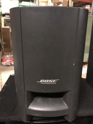 Bose PS3-2-1 Powered Speaker Amp, Used for Sale in Columbus, OH