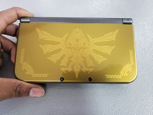 *New* Nintendo 3DS xL Zelda Edition for Sale in Orlando, FL