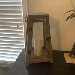 Wooden Candle Holder Decoration for Sale in Beaverton,  OR