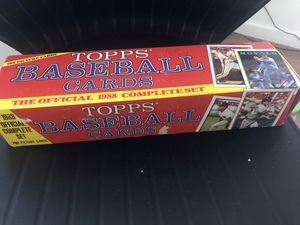 1987,,1991,,1988 tops baseball card sets . Best offer for Sale in New York, NY