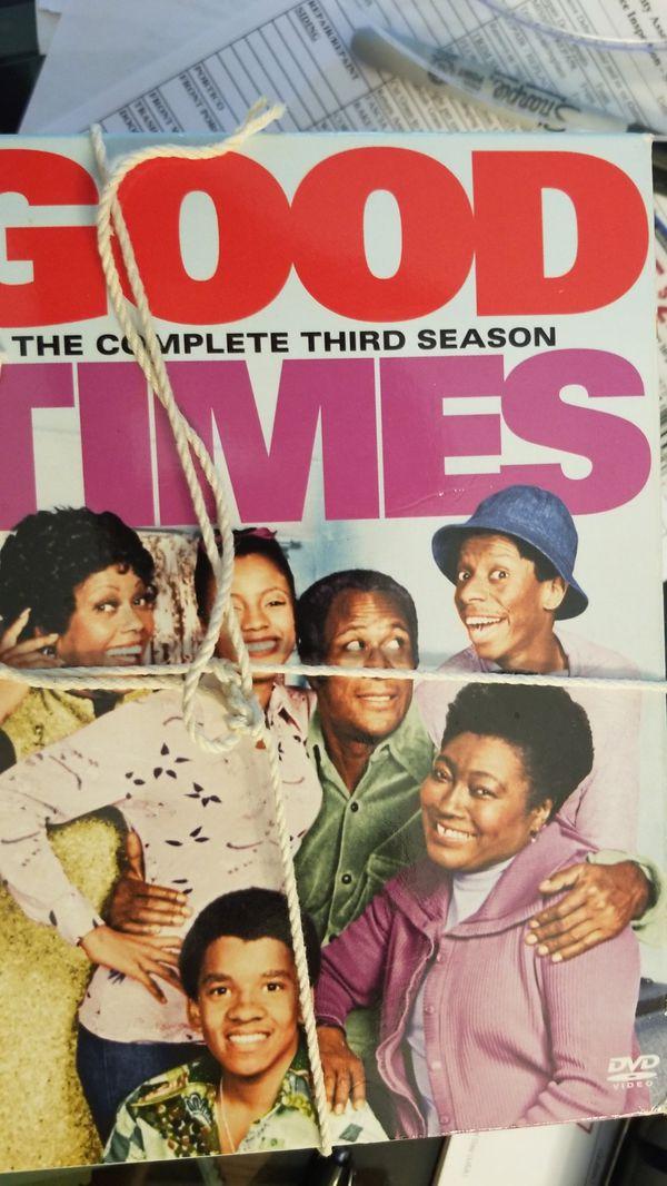 GODTIMES DVDS 1TOB6 SEASONS