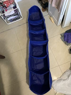 6 layer closet organizer for Sale in Miami, FL