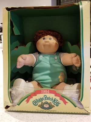 Cabbage Patch Doll (Boy) for Sale in Las Vegas, NV