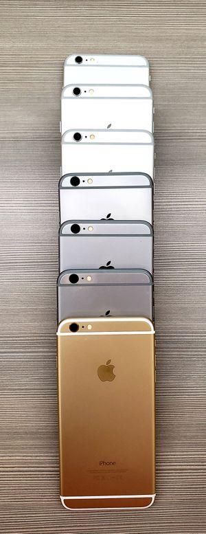Apple iPhone 6+ 64gb unlocked for Sale in Seattle, WA