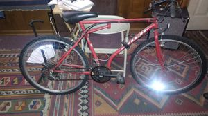 Rare Fuji 4130 folding MTN. bike for Sale in Mineral Wells, MS